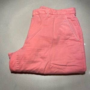 Gap Broken-In Straight Rollup Khakis